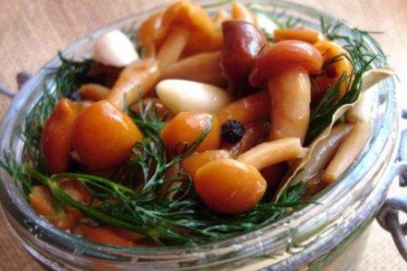 Рецепт грибы соленые